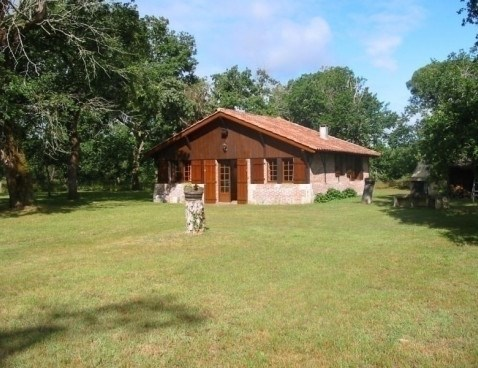Location vacances Onesse-Laharie -  Maison - 6 personnes - Barbecue - Photo N° 1