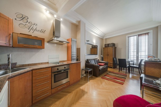1 bedroom very close from the Croisette and the Palais