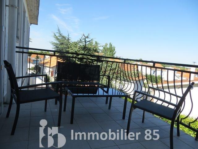 Location vacances La Tranche-sur-Mer -  Appartement - 5 personnes - Barbecue - Photo N° 1
