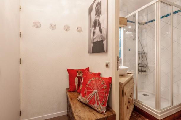 Location vacances Les Avanchers-Valmorel -  Appartement - 2 personnes - Télévision - Photo N° 1