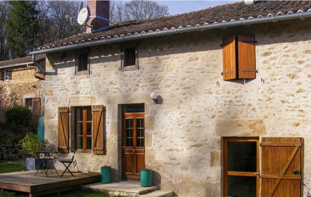 Location vacances Nantiat -  Maison - 4 personnes - Barbecue - Photo N° 1
