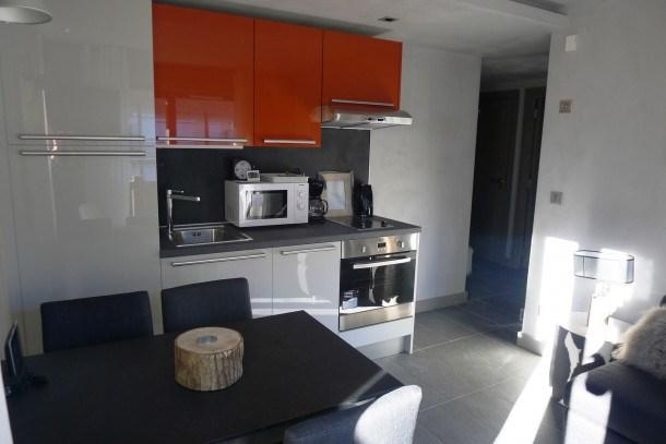 Location vacances Saint-Bon-Tarentaise -  Appartement - 3 personnes - Lecteur DVD - Photo N° 1
