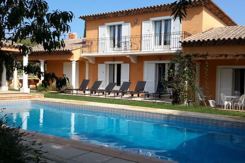 Golf De Saint Tropez Villa 8 à 10 pesonnes Climatisée Barbecue