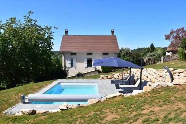 Location vacances Martigny-le-Comte -  Maison - 8 personnes - Télévision - Photo N° 1