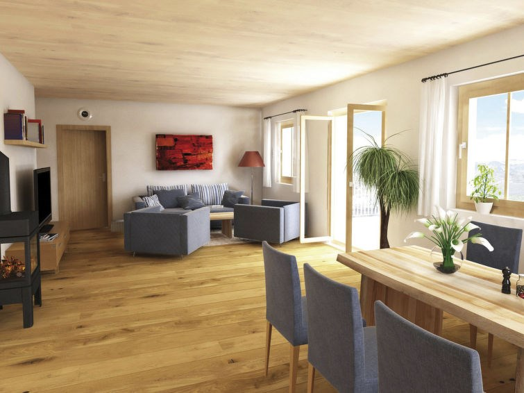 Appartement pour 8 à Sankt Gallenkirch
