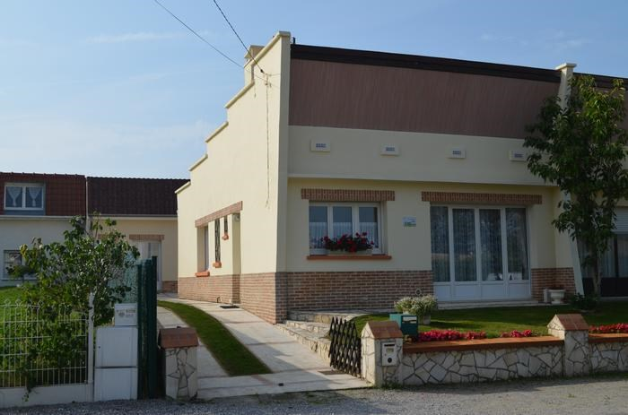Holiday rentals Merlimont - House - 6 persons - BBQ - Photo N° 1