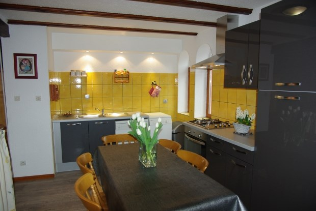 Location vacances Ammerschwihr -  Appartement - 6 personnes - Barbecue - Photo N° 1