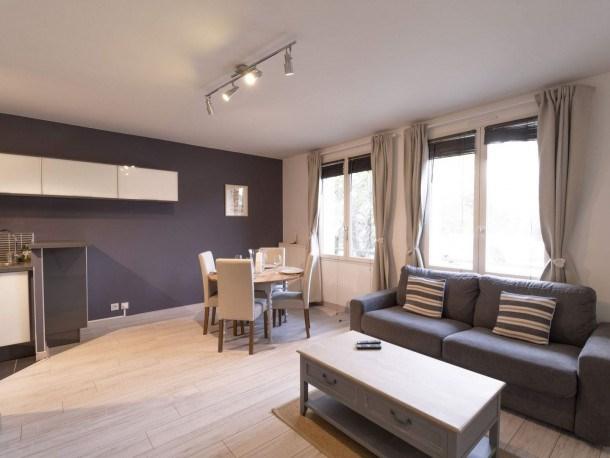 Location vacances Châteauneuf-d'Ille-et-Vilaine -  Appartement - 2 personnes - Télévision - Photo N° 1
