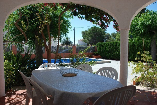 Location vacances l'Ametlla de Mar -  Maison - 6 personnes - Barbecue - Photo N° 1