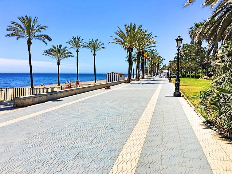 Appartement pour 4 personnes à Marbella