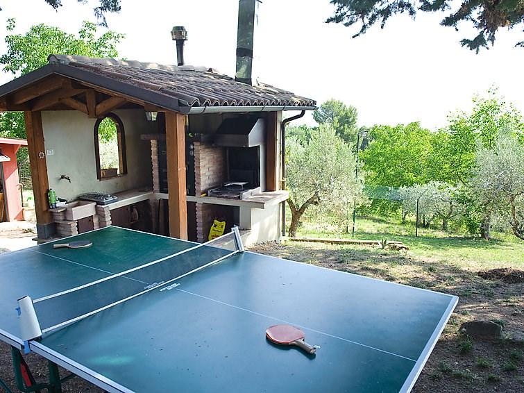 Maison pour 8 personnes à Assisi
