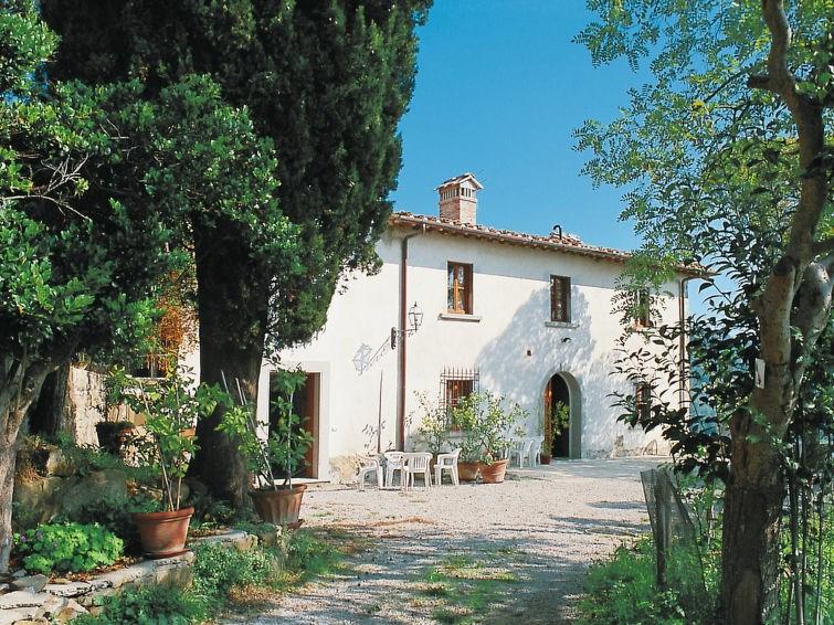 Appartement pour 3 personnes à San Polo in Chianti