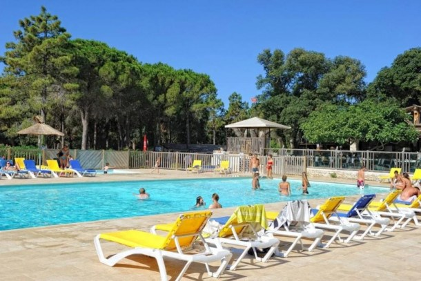 Location vacances Porto-Vecchio -  Maison - 6 personnes - Table de ping-pong - Photo N° 1