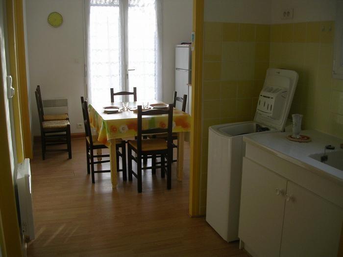 Location vacances La Tremblade -  Appartement - 6 personnes - Barbecue - Photo N° 1
