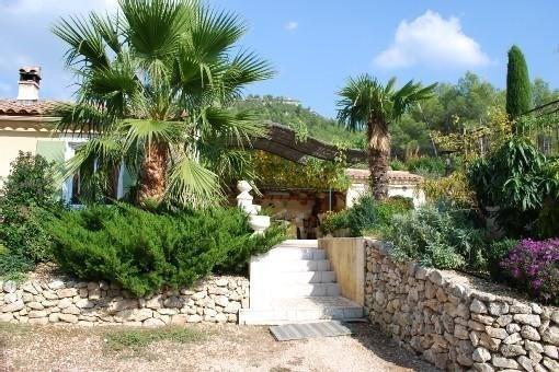 Villa Provencale Dans Un Cadre Merveilleux Calme Et Tranquilité