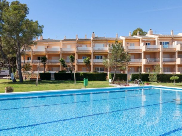 Location vacances Mont-roig del Camp -  Appartement - 5 personnes - Télévision - Photo N° 1