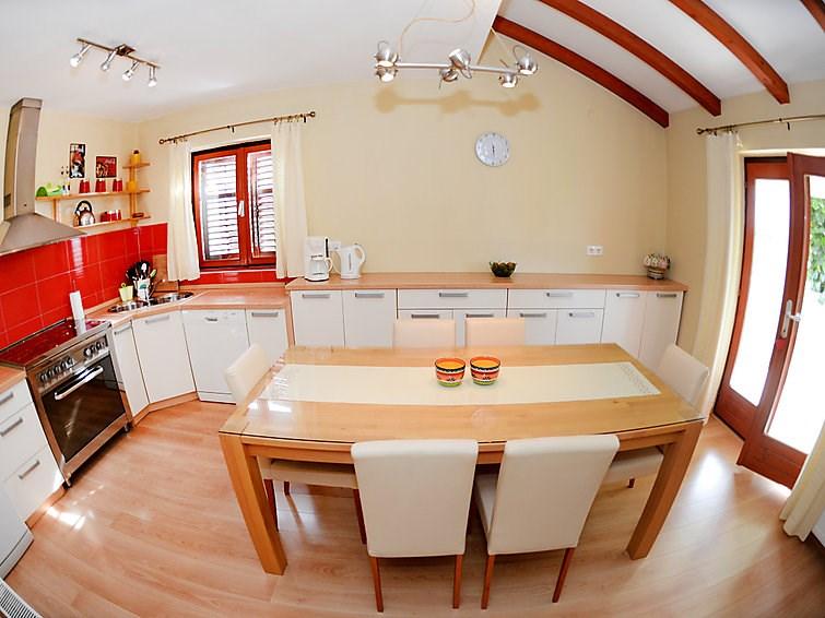 Appartement pour 4 personnes à Zadar