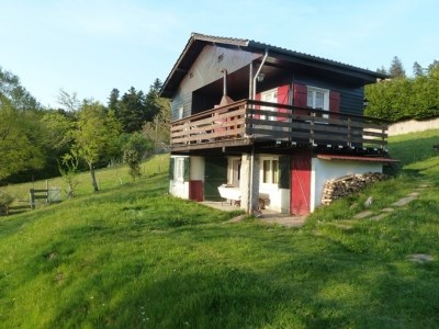 Holiday rentals Dabo - Cottage - 6 persons - BBQ - Photo N° 1