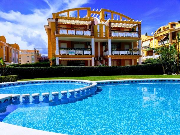 Location vacances Xeraco -  Appartement - 7 personnes - Télévision - Photo N° 1