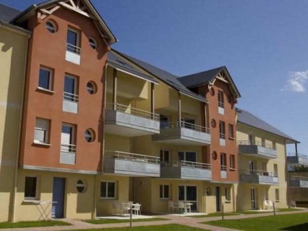 Location vacances Grandcamp-Maisy -  Appartement - 4 personnes - Télévision - Photo N° 1