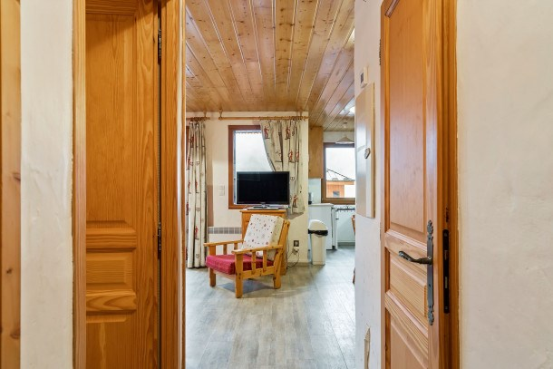 Location vacances Champagny-en-Vanoise -  Appartement - 10 personnes - Télévision - Photo N° 1