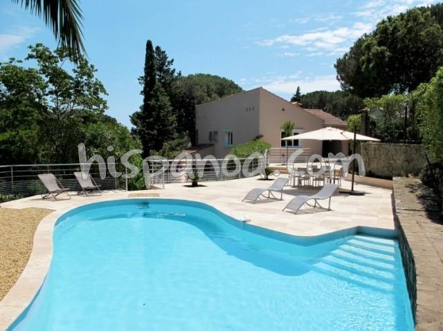 Location vacances Roquebrune-sur-Argens -  Maison - 7 personnes - Télévision - Photo N° 1