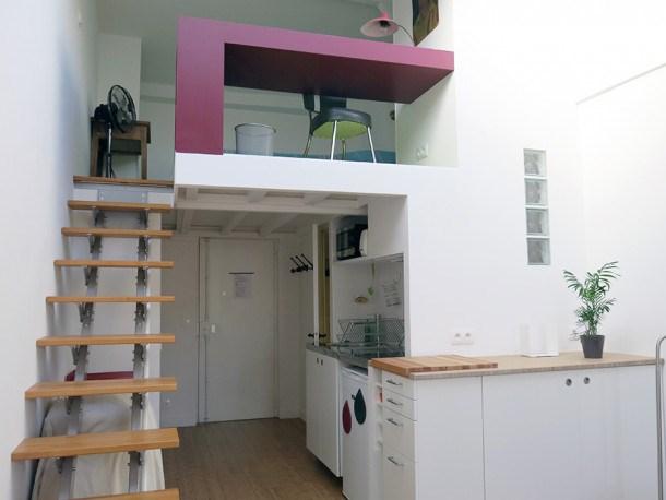 Location vacances Paris 11e Arrondissement -  Appartement - 3 personnes - Télévision - Photo N° 1