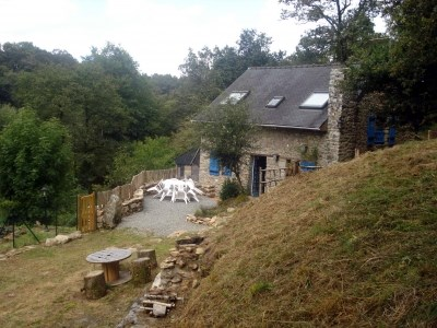 Location vacances Pluvigner -  Gite - 6 personnes - Barbecue - Photo N° 1
