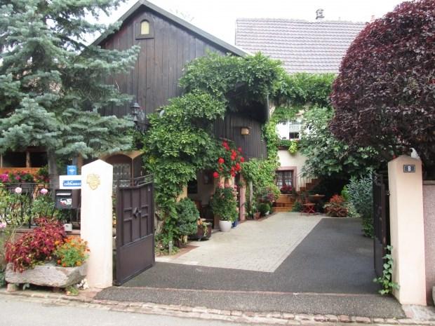 Location vacances Orschwihr -  Gite - 4 personnes - Chaise longue - Photo N° 1
