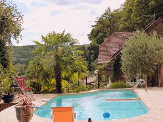 Ferienwohnungen Saint-Michel-Loubéjou - Hütte - 6 Personen - Grill - Foto Nr. 1
