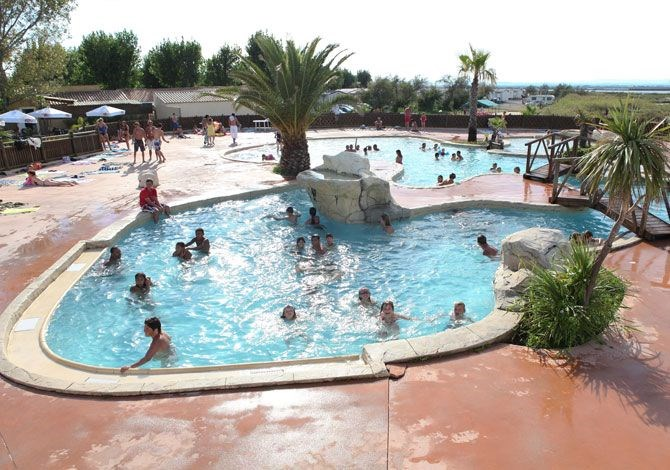 Camping Le Montpellier Plage