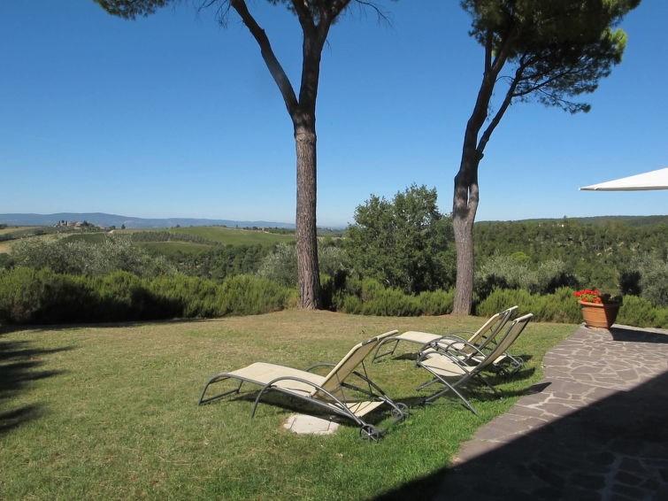 Appartement pour 4 personnes à Castellina in Chianti