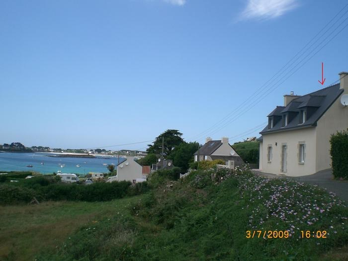 Holiday rentals Plouguerneau - House - 6 persons - BBQ - Photo N° 1