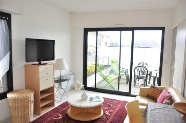 Location vacances Perros-Guirec -  Appartement - 2 personnes - Télévision - Photo N° 1