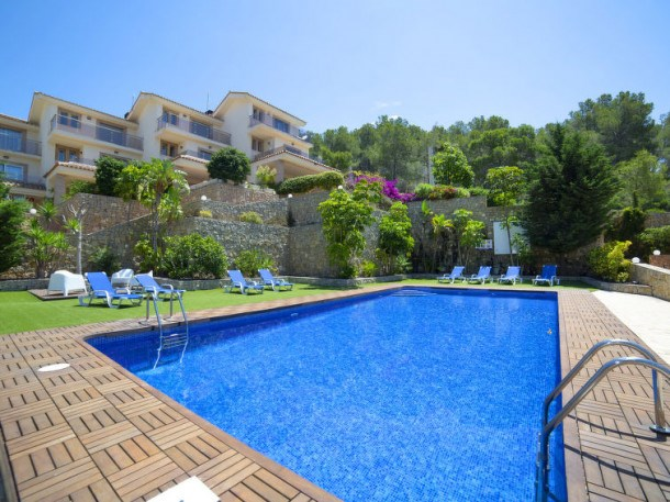 Location vacances Calp -  Appartement - 4 personnes - Barbecue - Photo N° 1