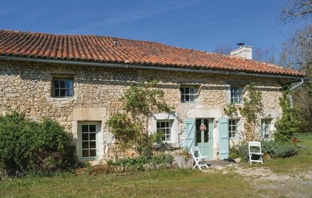 Location vacances Saint-Félix-de-Bourdeilles -  Maison - 5 personnes - Barbecue - Photo N° 1