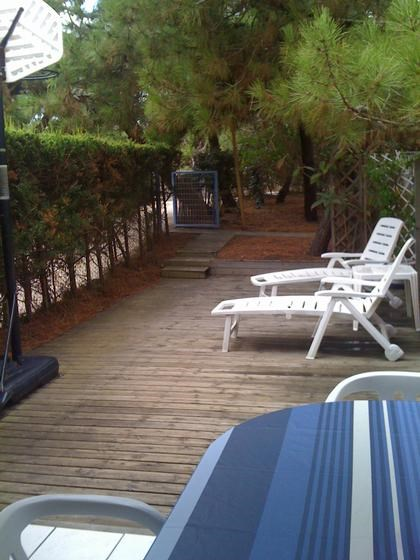Holiday rentals Carcans - House - 6 persons - Garden - Photo N° 1