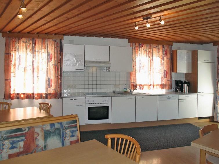 Appartement pour 12 à Tobadill