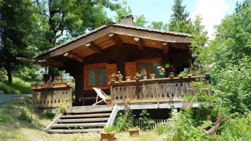 Location vacances Saint-Gervais-les-Bains -  Maison - 7 personnes - Barbecue - Photo N° 1