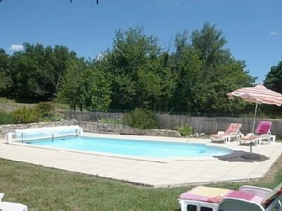 Location vacances Vallon-Pont-d'Arc -  Maison - 10 personnes - Barbecue - Photo N° 1