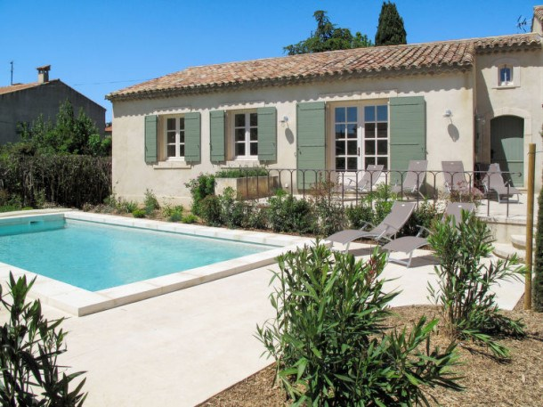 Location vacances Maussane-les-Alpilles -  Maison - 8 personnes - Lecteur DVD - Photo N° 1