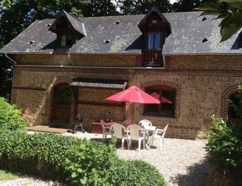 Location vacances Villainville -  Maison - 5 personnes - Barbecue - Photo N° 1
