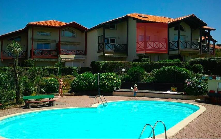 Ferienwohnungen Biarritz - Wohnung - 6 Personen - Fernseher - Foto Nr. 1