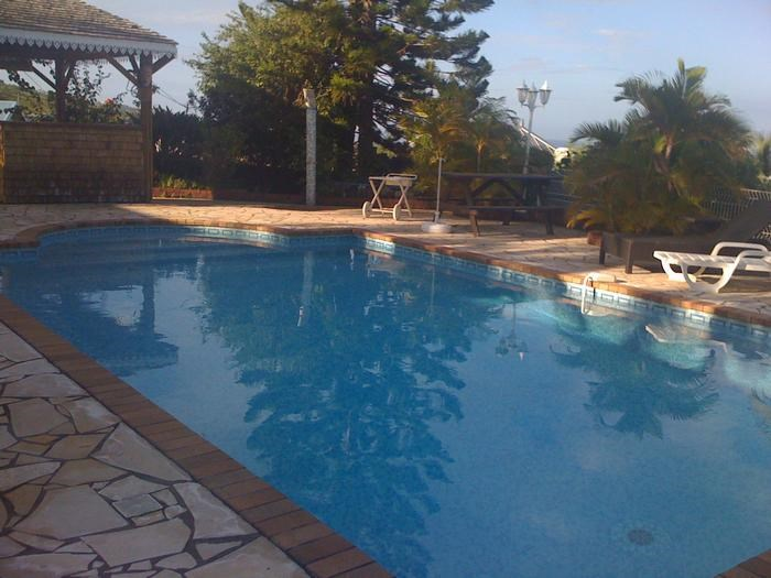 Appartement pour 2 pers. avec piscine privée, Saint-Leu