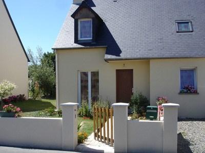 Location vacances La Gouesnière -  Maison - 6 personnes - Télévision - Photo N° 1