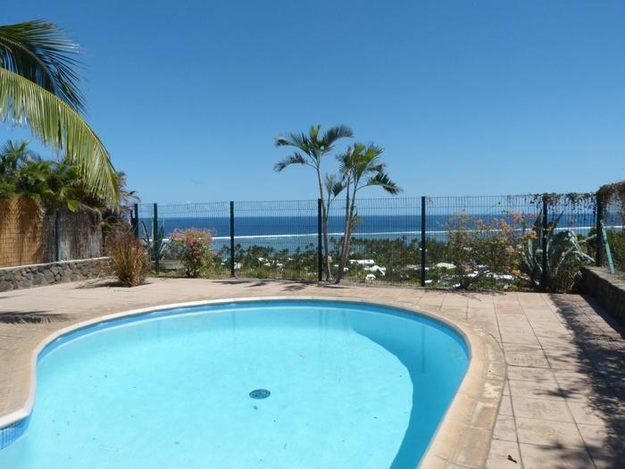 Appartement pour 3 pers. avec piscine, Saint-Paul