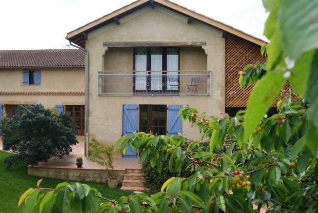 Location vacances Moncorneil-Grazan -  Gite - 6 personnes - Barbecue - Photo N° 1