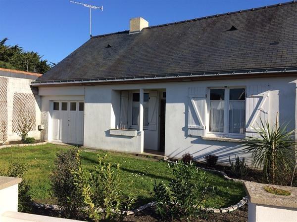 Location vacances Le Croisic -  Maison - 6 personnes - Terrasse - Photo N° 1