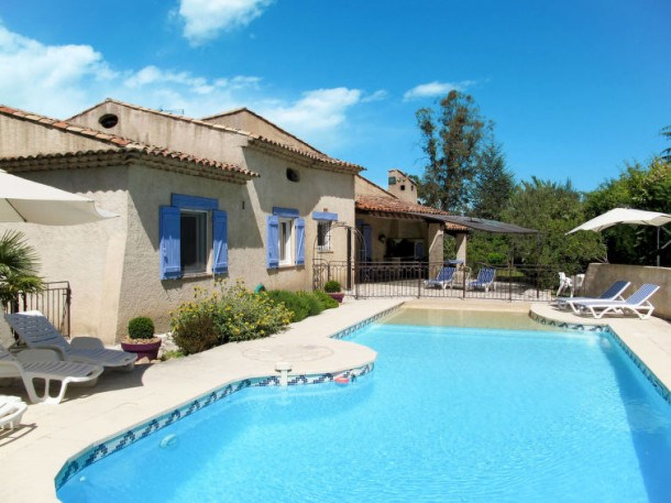 Location vacances Fayence -  Maison - 8 personnes - Barbecue - Photo N° 1