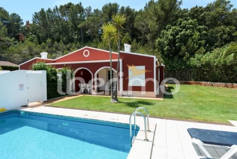 Villa à Cala Galdana pour 6 personnes - 3 chambres